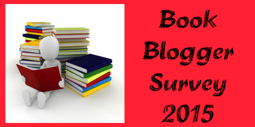 BookBlogger Survey 2015B